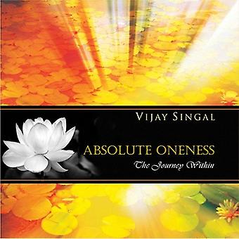 Absolute Oneness: The Journey within