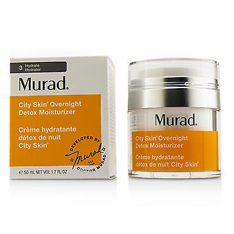 City skin overnight detox moisturizer 221524 50ml/1.7oz