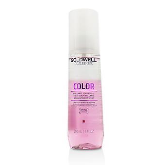Podwójne zmysły kolor blask serum spray (jasność dla włosów cienkich do normalnych) 150ml/5uncja