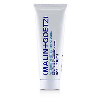 Vitamin e shaving cream 232705 118ml/4oz