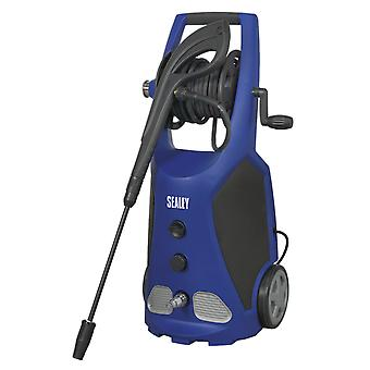 Sealey Pw3500 Professional Pressure Washer 140Bar Tss & Rotablast Nozzle 230V