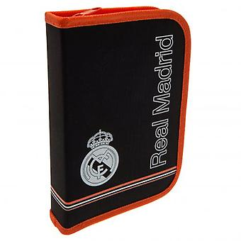 Real Madrid Filled Pencil Case BK
