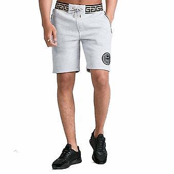 Glorious Gangsta Shona Grey Jog Shorts