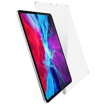 iPad Pro 12.9 2018 screen protector film 9H tempered glass beveled edges Spigen