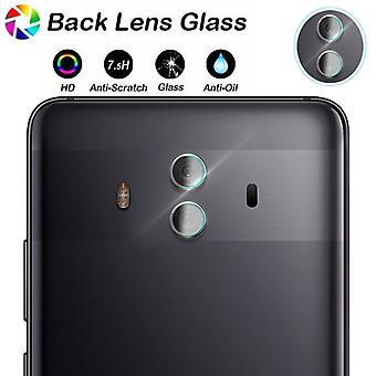Hellfire Trading 2x Tempered Glass Glass Camera Lens for Huawei Mate 10 / 10 Pro