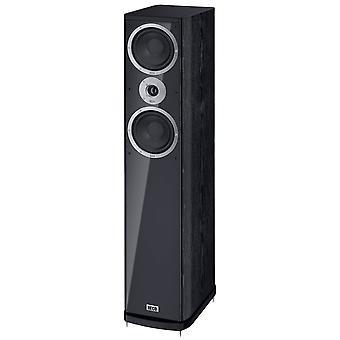 Heco Music Style 500, Standlautsprecher, 2 1/2 Wege Bassreflex, Farbe: schwarz, 1 Stück B-Ware