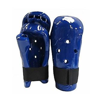 Morgan Dipped Foam Protector Hand Guards Blue