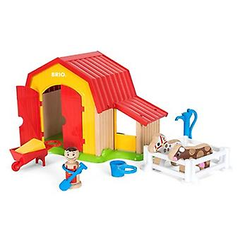 BRIO My Home Town - Farm Set 30398