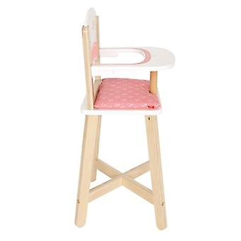 HAPE Dolls High Chair E3600
