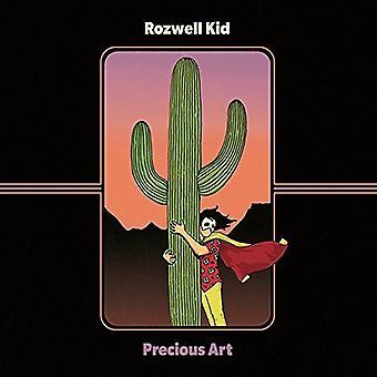 Rozwell Kid - Precious Art [CD] USA import