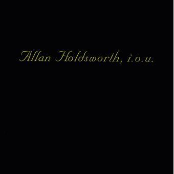 Holdsworth*Allan - I.O.U. [CD] USA import