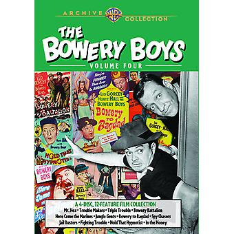Bowery Boys Collection: 4 [DVD] USA import