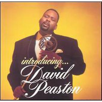 David Peaston - Introducing David Peaston [CD] USA import