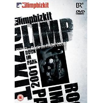 Limp Bizkit - Rock in the Park 2001 [DVD] USA import