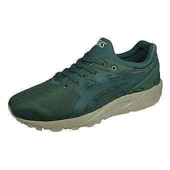 Asics Gel Kayano Trainer Evo Mens Running Trainers / Shoes - Green