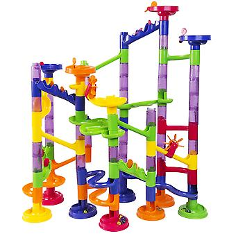 Traditional 70 Piece Marble Run Set for the Whole Family - Boxed Gift