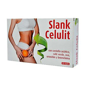 Reddir Slank Celulit 20 injektiopulloa, 10 ml
