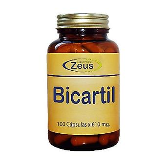 Bicartil 100 capsules of 610mg
