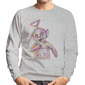 Teletubbies Twinky Winky Fluidline Design Men's Sweatshirt