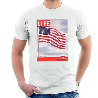 Life Magazine United We Stand Men's T-Shirt