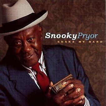 Snooky Pryor - Shake My Hand [CD] USA import