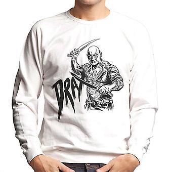 Marvel Guardians Of The Galaxy Vol 2 Drax The Destroyer Men's Sweatshirt