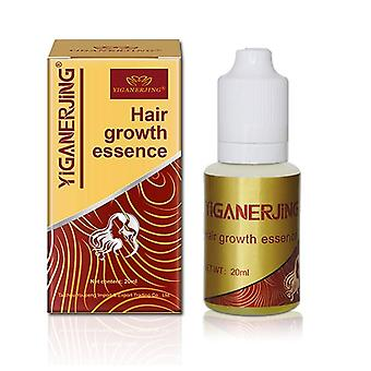 20ml Extract de ghimbir Rapid Sunburst, Hair Growth Essence Restaurare pentru păr