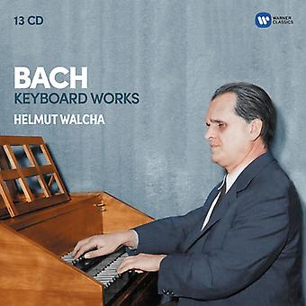 Helmut Walcha - Bach : Œuvres pour clavier [CD] USA import