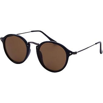 Sonnenbrille Damen  Icons  Kat.3 schwarz/braun (AZ-2165)