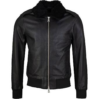 J.lindeberg Tarrel Leather Jacket