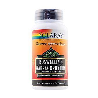 Boswellia 450 Mg - Harpagophytum 125 Mg 60 kapselia