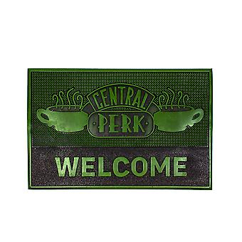 Friends Doormat Central Perk Cafe Rubber Entrance Mat Gift for Adults