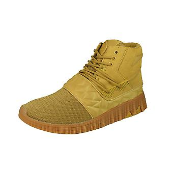 Supra Jagati Mens Casual Trainers / Hi Tops - Brown