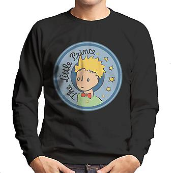 The Little Prince Circle Star Badge Men's Sweatshirt