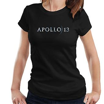 Apollo 13 Movie Logo Naisten'T-paita