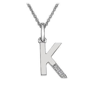 Hot Diamonds K Micro Pendant DP411