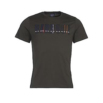 Barbour Men's T-Shirts Tailored Fit