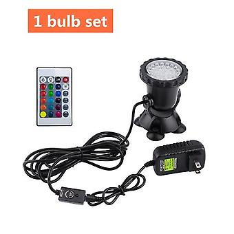 Led Underwater Lights  Waterproof Lamp Rgb 36leds Underwater Spot Light