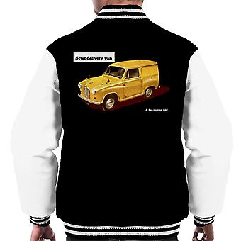 Austin 5cwt Delivery Van British Motor Heritage Men's Chaqueta Varsity