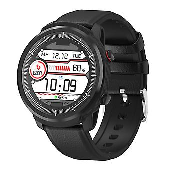 Full Touch Smart Watch Men Women Sports Clock, Moniteur de fréquence cardiaque pour Ios