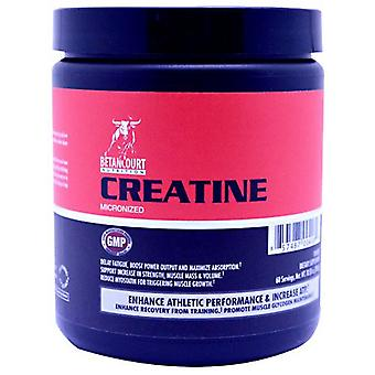 Betancourt Nutrition Creatine Micronized, 300 gm