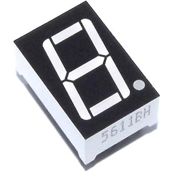 "0.5"" Seven Segment Red LED Digit Display - CA"