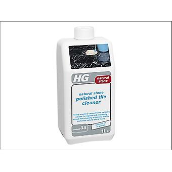 HG Natural Stone/ Polished Tile Cleaner 1L