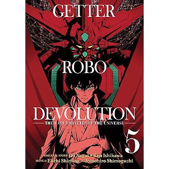 Getter Robo Devolution Vol. 5 by Ishikawa & Ken