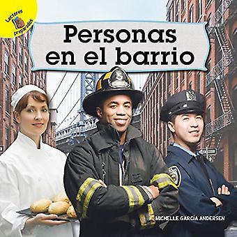 Mi Mundo (My World) Personas En El Barrio, Grades Pk - 2: People in the Neighborhood (Mi Mundo (My World))