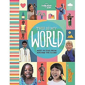 The Kids Book (Lonely Planet Kids)