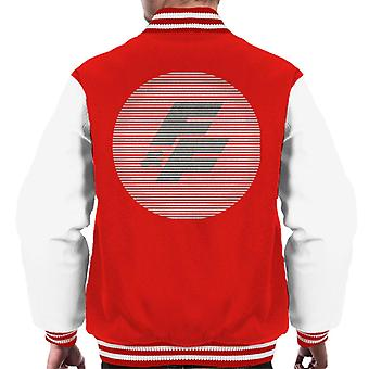 Nopea ja raivoisa FF Logo Men's Varsity Takki