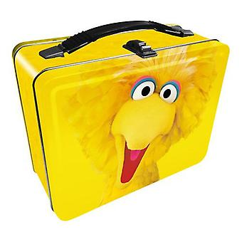 Sesame street - big bird tin fun box