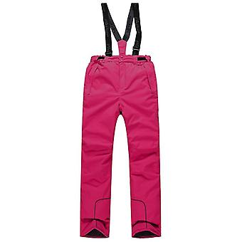 Detector Winter Pants, Overall Tracksuits For Waterproof Warm Snow Trousers