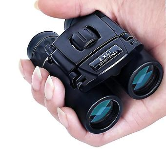 Binoculars Long Range Folding Hd Powerful Mini Telescope Fmc Optics Hunting